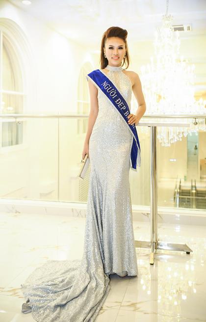 Thí sinh Trần Thị Kim Yến đến từ Tiền Giang đoạt danh hiệu Người đẹp Bikini.