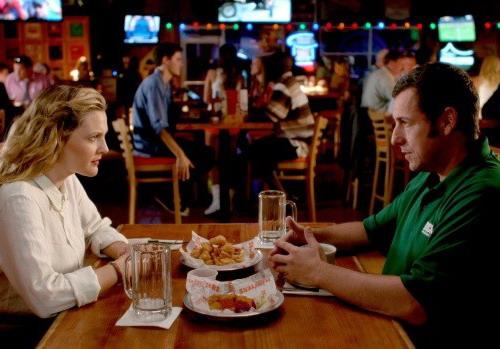 """Cuộc hẹn hò đầu tiên giữa hai nhân vật Lauren và Jim trở thành """"thảm họa""""."""