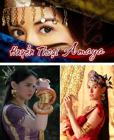 Huyền thoại Amaya