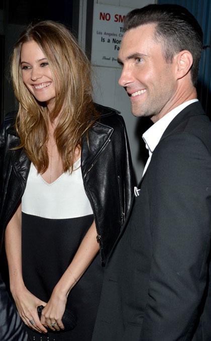 Adam Levine và