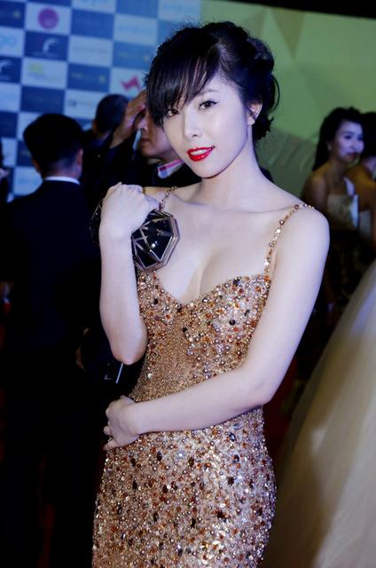 Ca sĩ Quỳnh Nga.