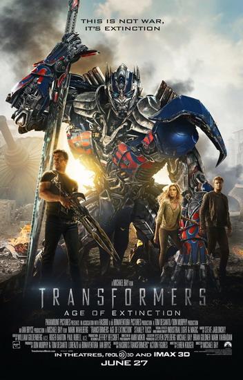 """""""Transformers: Age of Extinction"""" là cái tên hot nhất tại các rạp chiếu phim trên khắp thế giới tuần qua."""