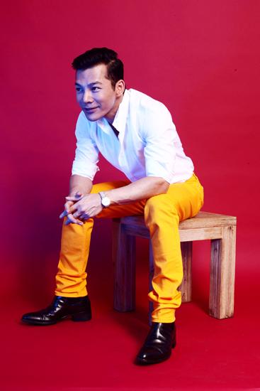 Bộ hình được thực hiện bởi Ảnh: Kenn, stylist: Harry Nguyễn, makeup: Andy Phan