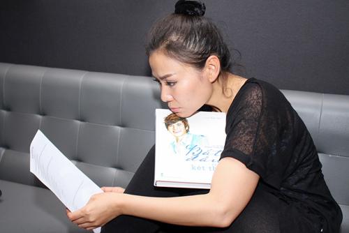 Thu Minh hết lời khen ngợi Wanbi Tuấn Anh là người tinh tế và giàu tình cảm.