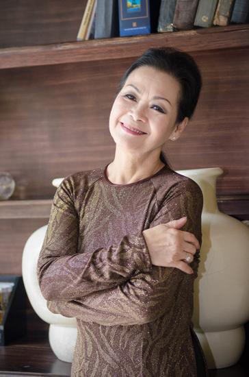 Khánh Ly tự nhận mình là người không có giọng hát hay nhưng lại nổi tiếng nhờ may mắn và số phận.