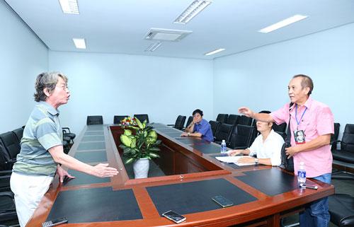 Cuộc gặp kết thúc vẫn chưa đi đến được thống nhất chung của cả hai bên