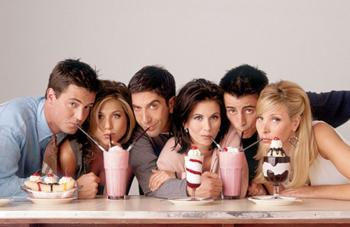 Sáu diễn viên chính có sự ăn ý hoàn hảo trên màn ảnh nhỏ.