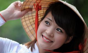 Vẻ đẹp phụ nữ Việt Nam qua ảnh