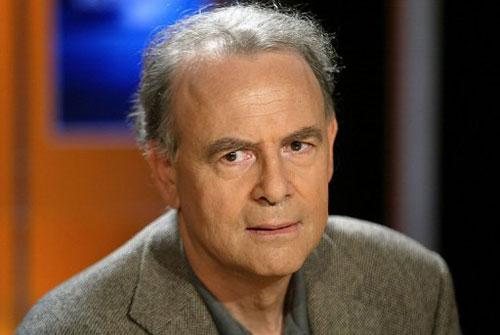 Nhà văn Patrick Modiano.