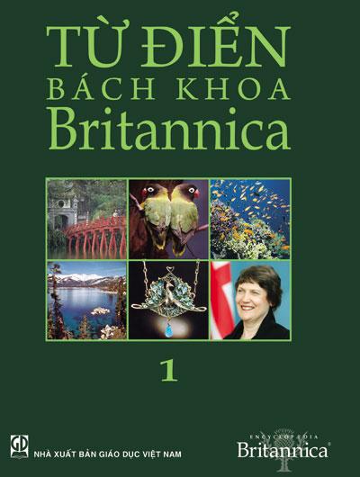 Giới thiệu cuốn Từ điển Bách khoa Britannica