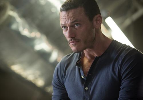 """Vai diễn Owen Shaw trong """"Fast & Furious 6"""" đưa tên tuổi Luke Evans lên tầm quốc tế."""