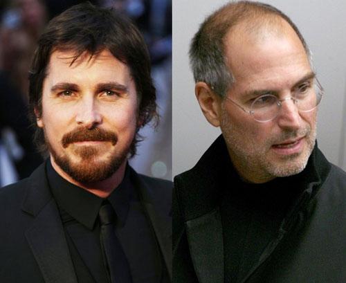 Christian Bale (trái) sẽ hóa thân thành