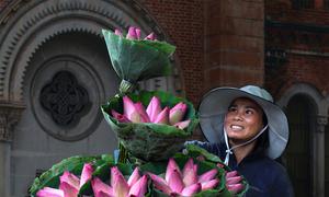 Vẻ đẹp người Việt Nam trong lao động