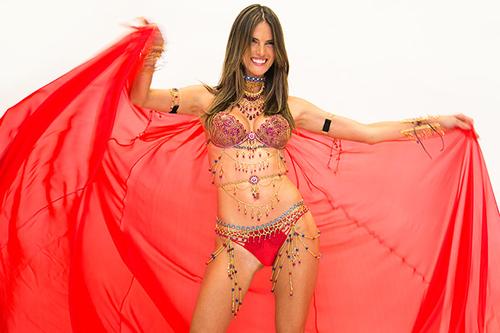 Alessandra Ambrosio được chọn