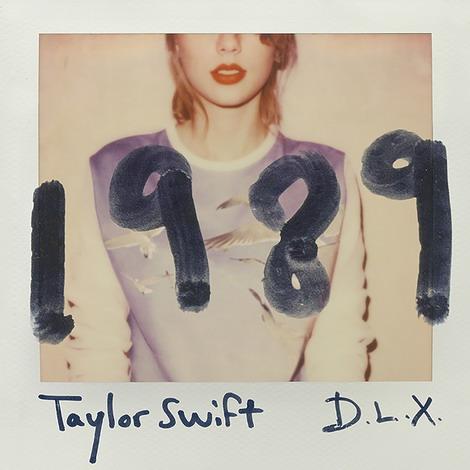"Album ""1989"" của Taylor Swift."