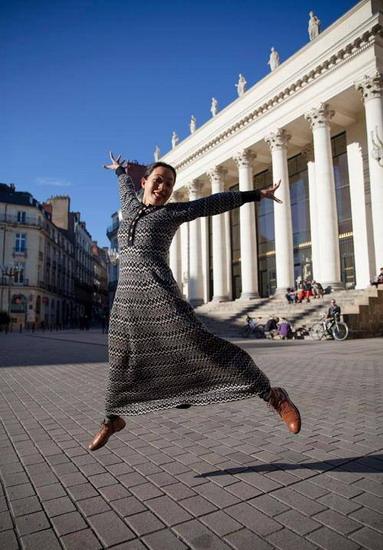 'Đập cánh giữa không trung' lại thắng giải giám khảo ở Pháp