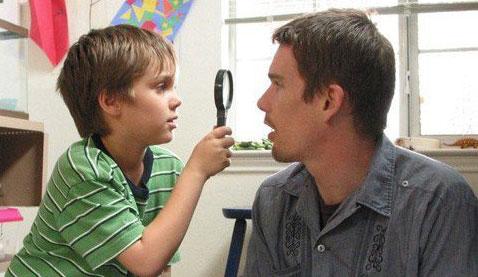 'Boyhood' giành giải thưởng của Hiệp hội Nhà phê bình phim
