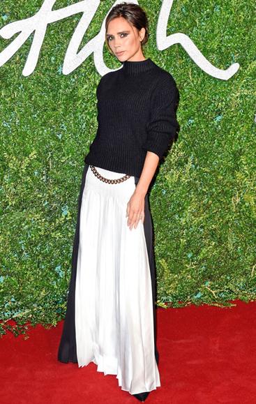 """Victoria Beckham năm nay được trao giải """"Thương hiệu của năm"""""""