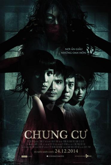 """""""Chung cư"""" là một trong hai phim Việt cuối cùng ra rạp trong năm 2014."""