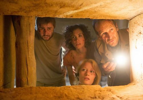 'The Pyramid' - hành trình bí ẩn dưới Kim Tự Tháp