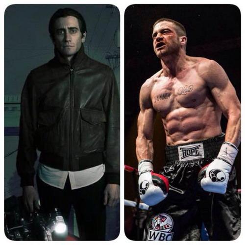 Jake Gyllenhaal - tài tử không chỉ có một nụ cười đẹp