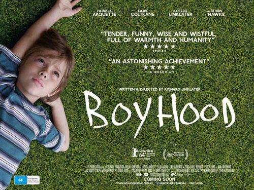 'Boyhood' tiếp tục được các nhà phê bình vinh danh