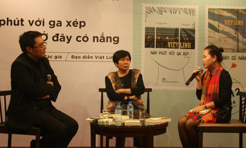 Đạo diễn Việt Linh truyện hóa kịch bản phim truyền hình