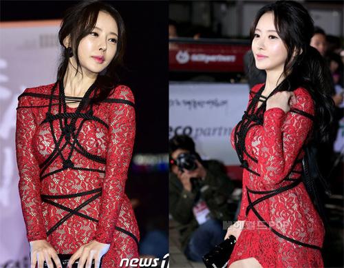 Những sao Hàn bị chê mặc xấu trên thảm đỏ 2014
