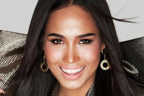 Maeya Nonthawan Thongleng 22 tuổi, cao 1,76 m, là ca sĩ, người mẫu, MC tại Thái Lan.
