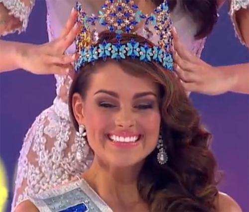 Người đẹp Nam Phi đăng quang Hoa hậu Thế giới 2014