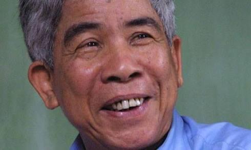 Tháng ngày chống chọi với bệnh tật của nhà văn Bùi Ngọc Tấn
