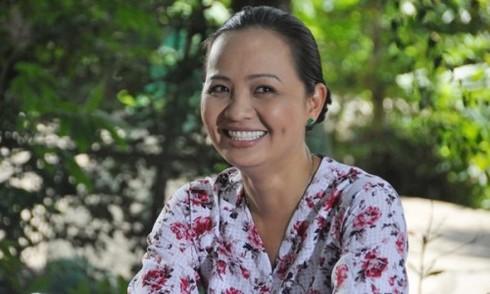 Diễn viên Hoài An: 'Tôi từng bán thẻ cào điện thoại để mưu sinh'