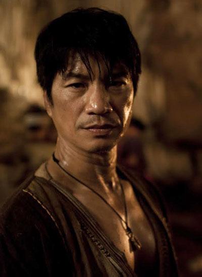 Dustin Nguyễn đóng vai chính trong phim Hollywood