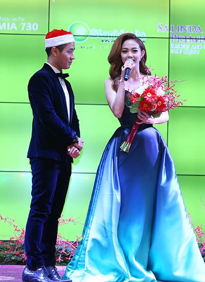 Minh Hằng, Sơn Tùng thắng giải 'Ngôi sao của năm 2014'