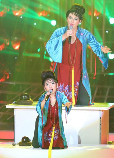 Bé mang dòng máu Hàn đoạt giải nhất 'Gương mặt thân quen nhí'