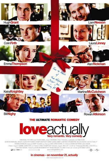 Những bộ phim tình cảm lãng mạn cho mùa Giáng sinh