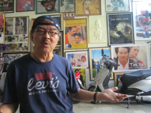 NSND Thế Anh: 'Điện ảnh Việt Nam hiện nay đẻ ra toàn con lai'