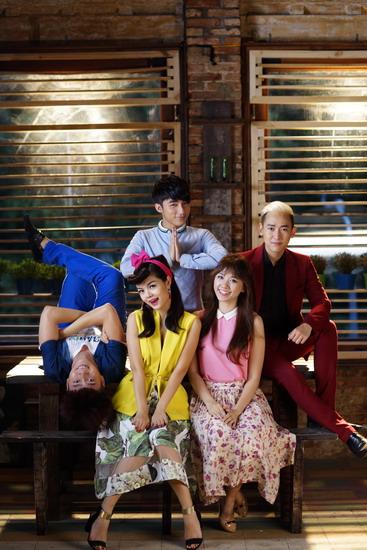 Hari Won hóa trang thành Thị Nở trong 'Chàng trai năm ấy'