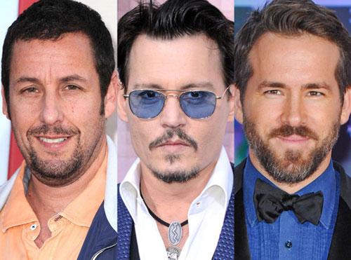 Adam Sandler tiếp tục là diễn viên kém sinh lời nhất Hollywood