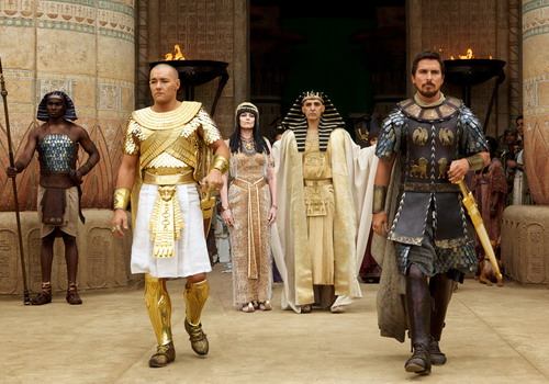 Phim lấy bối cảnh Ai Cập trước Công Nguyên.