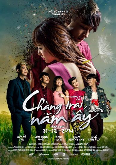 'Chàng trai năm ấy' khép lại một năm phim Việt