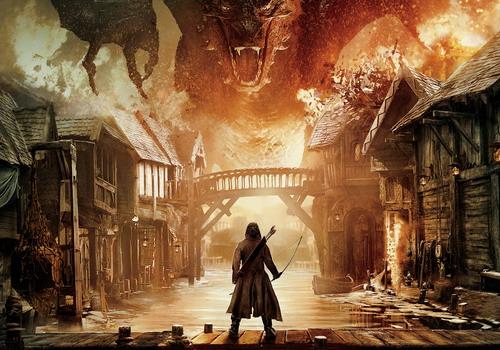 'The Hobbit 3' ăn khách nhất Bắc Mỹ tuần cuối của năm