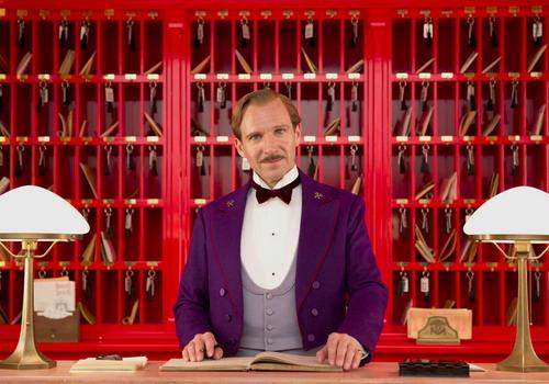 Ngài Gustave là một trong những nhân vật đáng nhớ nhất của điện ảnh thế giới năm 2014.