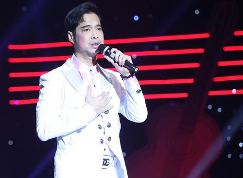 Ngọc Sơn  ông hoàng của dòng nhạc sến mang đến Gala Solo cùng Bolero một sáng tác của mình  ca khúc Thức đêm.