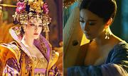 Những tạo hình cổ trang gợi cảm của Phạm Băng Băng