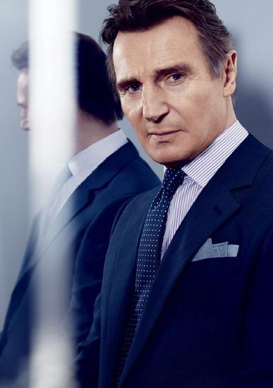 Tài tử gạo cội Liam Neeson.