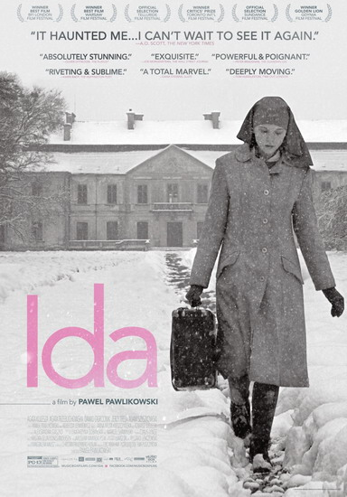 "Poster phim ""Ida""."