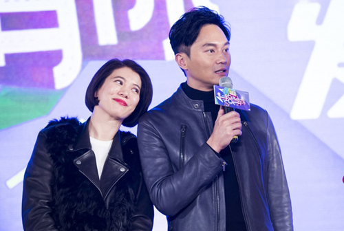 Viên Vịnh Nghi (Miss Hong Kong 1990) vàTrương Trí Lâm thường được khen là cặp vợ chồng mẫu mực Hong Kong. Cặp sao bén duyên từ năm 1992 rồi bí mật kết hôn ở Mỹ năm 2001. Vịnh Nghi sinh con trai năm 2006.