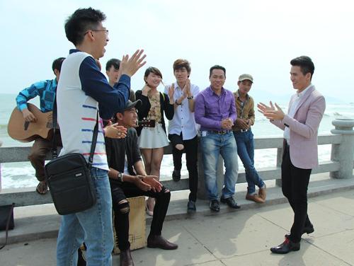 Kết thúc một ngày dài làm việc nghiêm túc, Quốc Thiên đã chia sẻ: Từng là một thí sinh tham gia Vietnam Idol, hơn ai hết Thiên rất hiểu sự lo lắng và hồi hộp của các thí sinh khi đến tham gia thử giọng  một vòng thi quan trọng trong hành trình các bạn chinh phục ngôi vị Thần tượng. Cũng như các bạn, Thiên đã bắt đầu giấc mơ của mình từ những bước đi đầu tiên và được khán giả yêu mến như ngày hôm nay cũng chính nhờ sân khấu của Vietnam Idol. Vì vậy, Thiên mong các bạn có mặt ở đây hôm nay hãy tận dụng cơ hội của mình, hãy hát bằng trái tim và cảm xúc của mình để biến ước mơ thành sự thật. Chúc cho các bạn thật tự tin và thành công chinh phục giấc mơ của mình từ đây!
