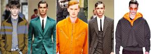 Xu hướng thời trang nam 2015